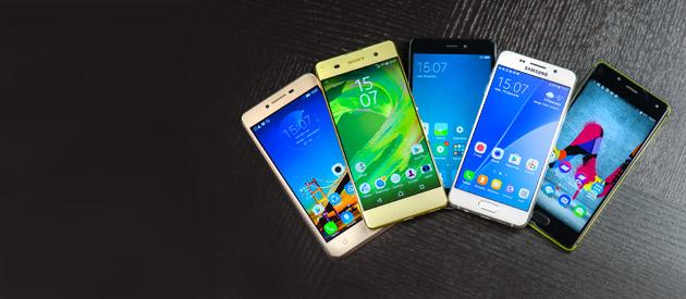 5 smartfonów za 900 zł – krótki pojedynek