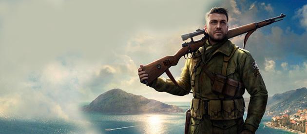 Sniper Elite 4, czyli strzelec prawie wyborowy