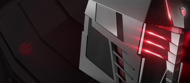 MSI Aegis Ti3 - galeria superkomputera dla graczy