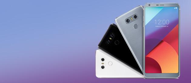 LG G6 - zdjęcia i pierwsze wrażenia