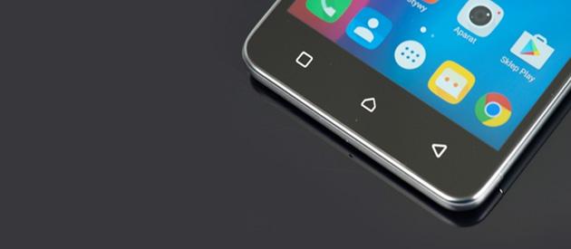 Lenovo K6 - poręczny smartfon do podstawowych zadań