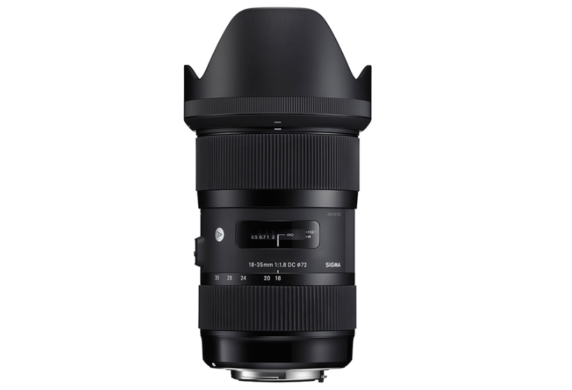 Sigma 18-35mm F1.8 DC HSM Art