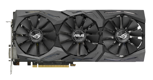 ASUS GeForce GTX 1080 STRIX 8GB
