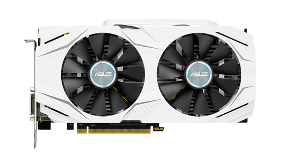 ASUS GeForce GTX 1060 3GB Dual OC vs MSI Radeon RX 580 Armor