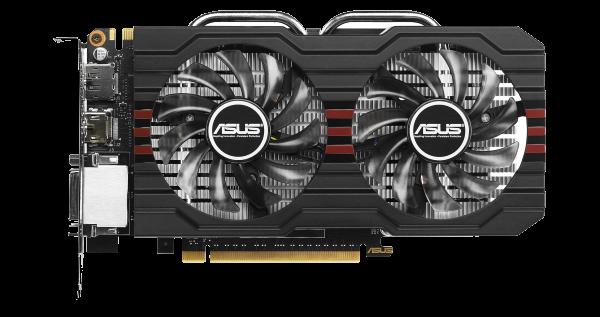 Asus Radeon R7 260X | wydajność, ranking, specyfikacja