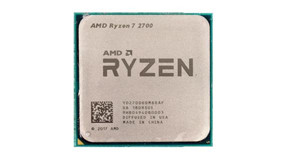 AMD Ryzen 7 2700 vs Intel Core i5-9600K | wydajność, ranking
