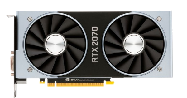 Nvidia GeForce RTX 2070 Founders Edition